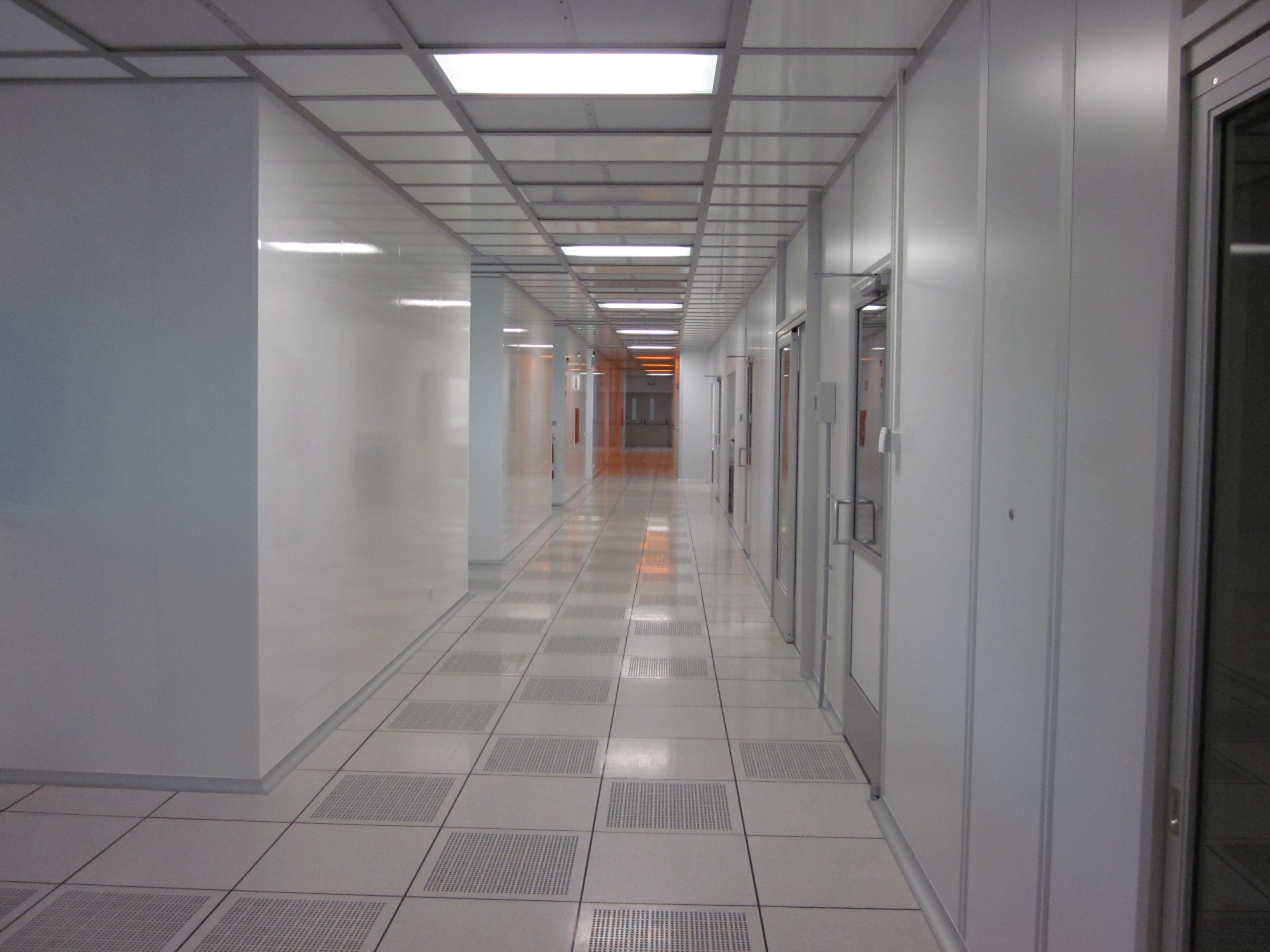 Picture of MNF_Cleanroom Access