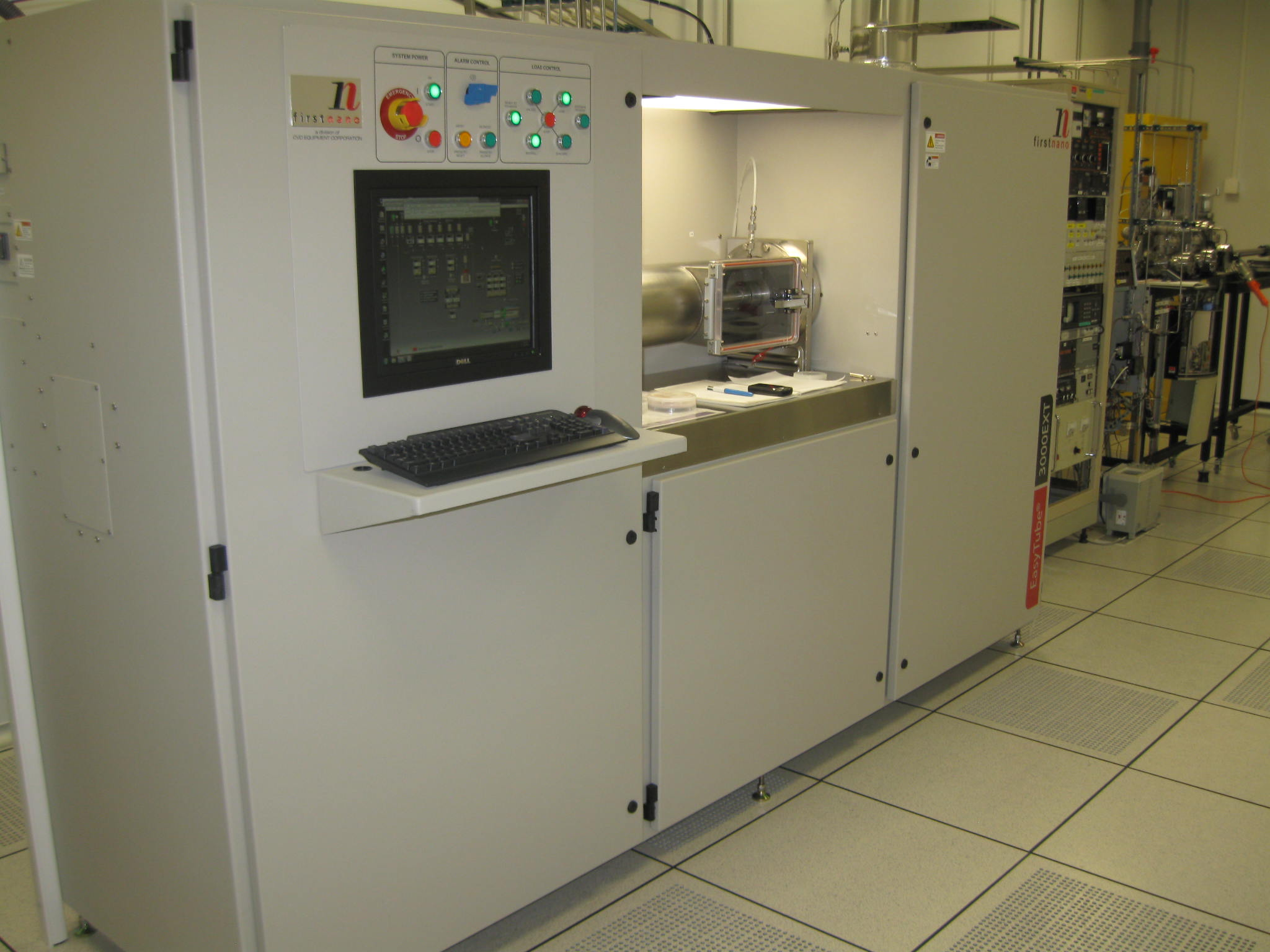 Picture of EasyTube 3000 Graphene CVD Furnace System