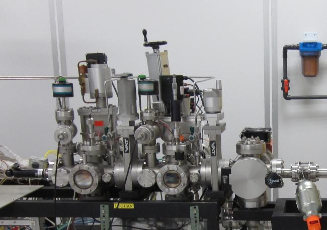 Picture of Leguan-Thin film Silicon CVD system