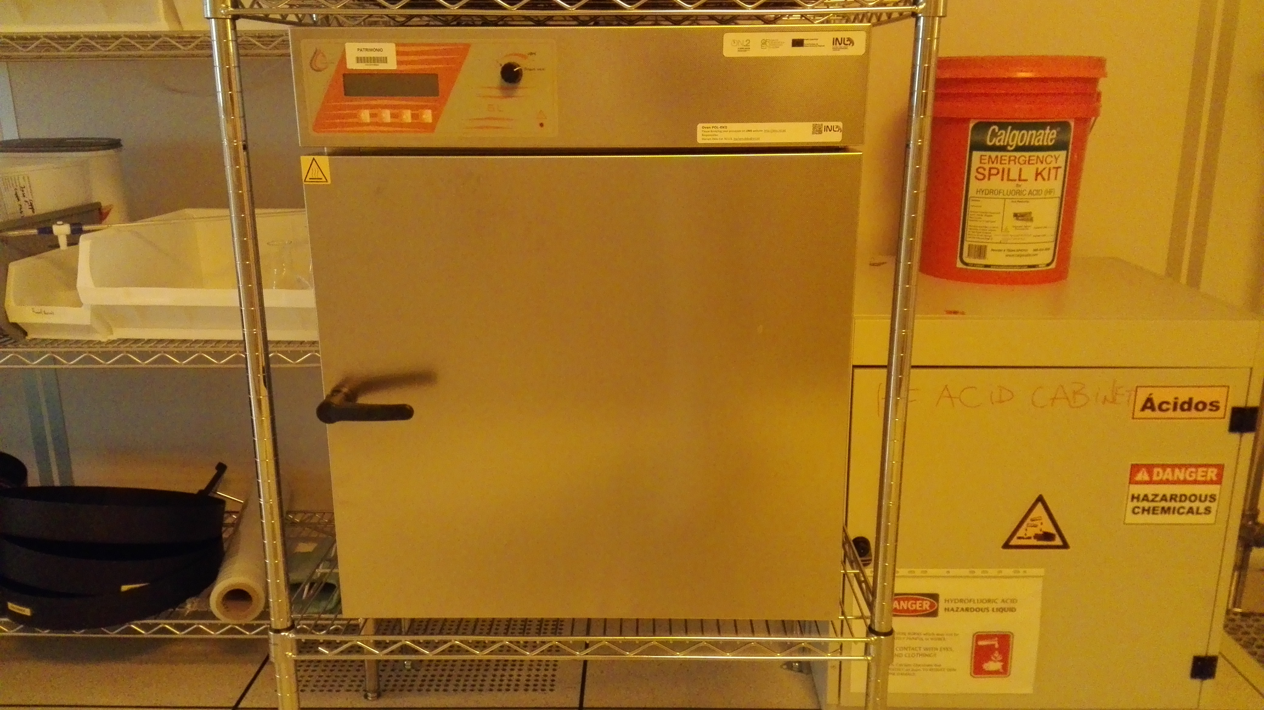 Picture of Oven POL-EKO