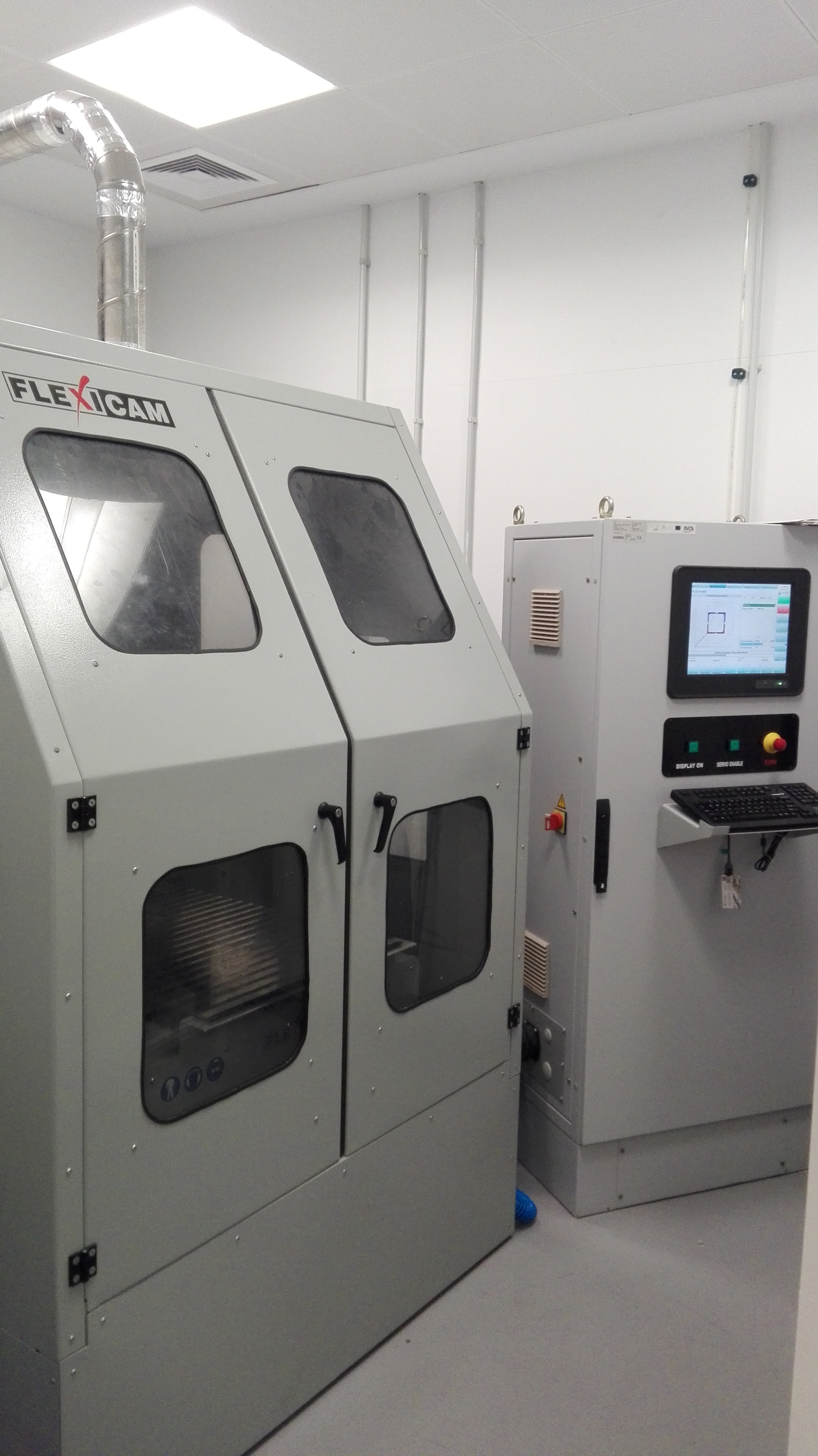 Picture of CNC - High Speed Milling System