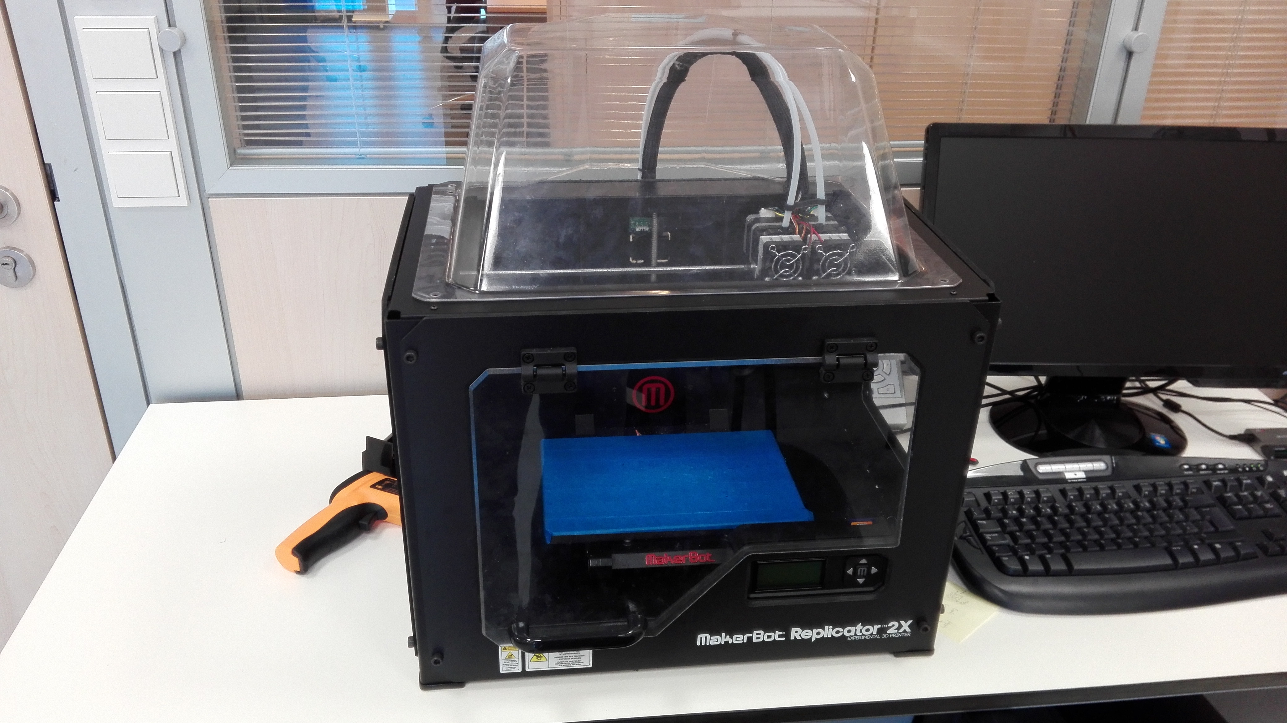 Picture of 3D Printer Makerboot