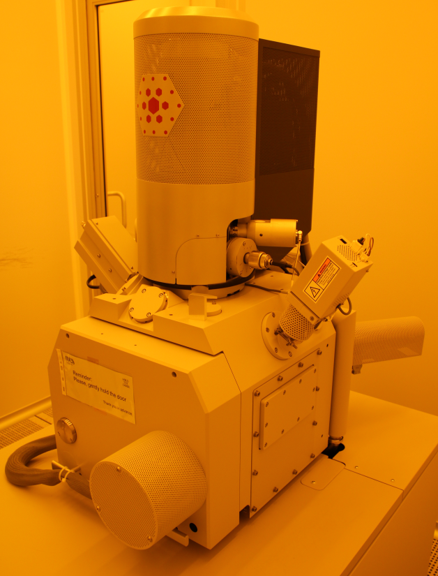 Picture of High-resolution SEM