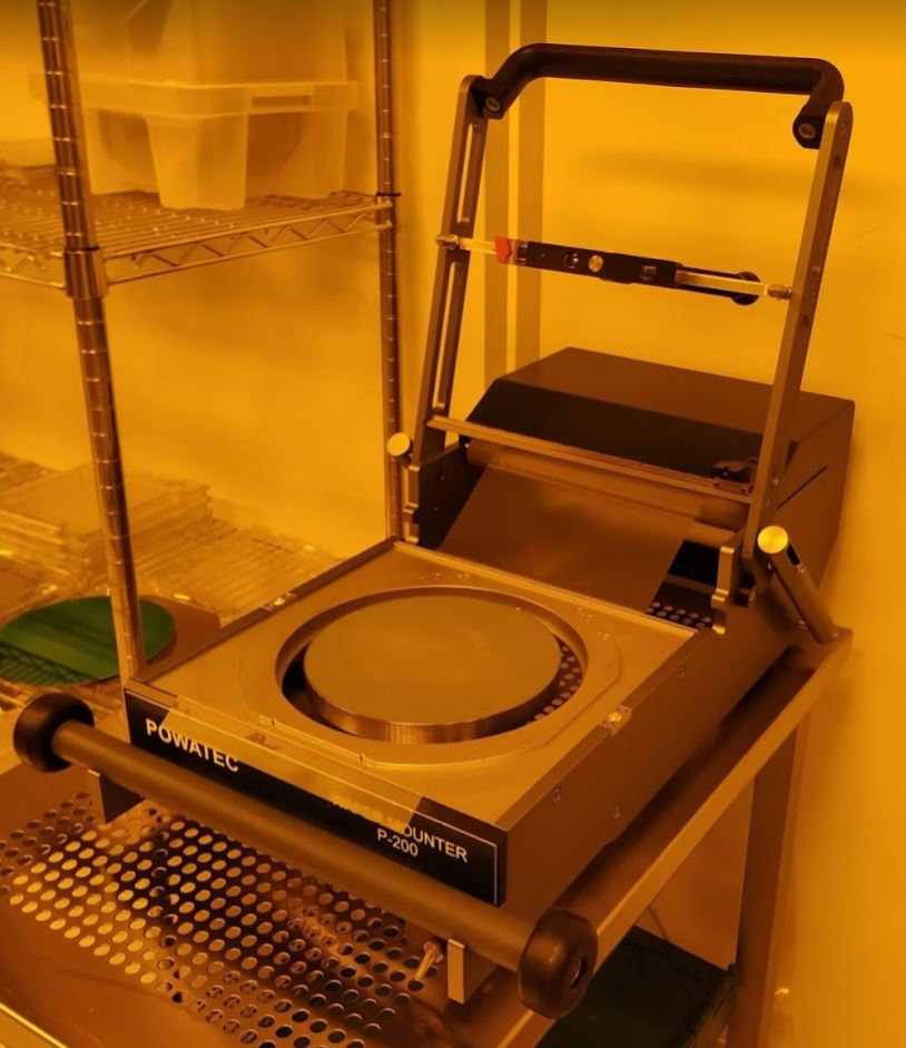 Picture of MNF_Manual Wafer Laminator