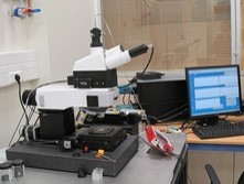 Picture of Confocal Raman Microscope