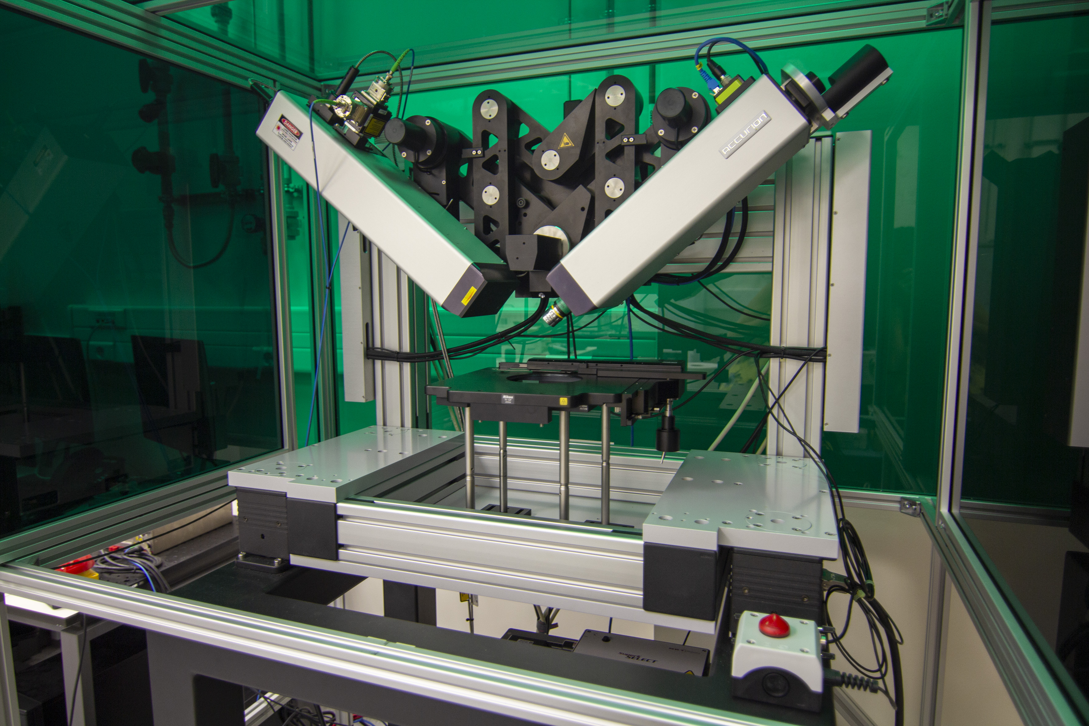 Picture of Spectroscopic Imaging Ellipsometer