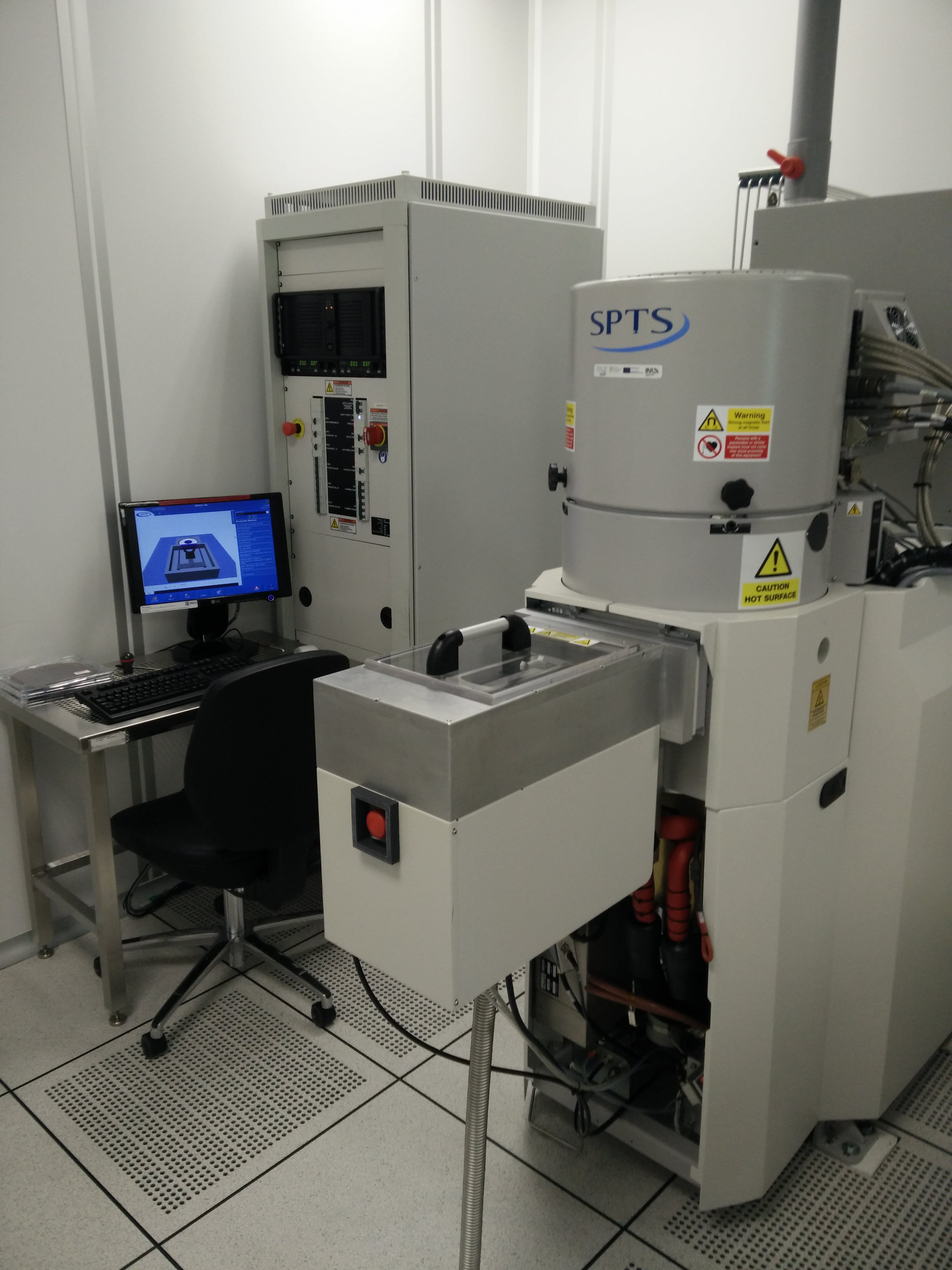 Picture of SPTS Pegasus - Deep Silicon Etcher