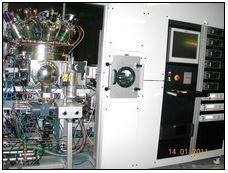 Picture of Kenosistec - UHV multitarget confocal sputtering tool