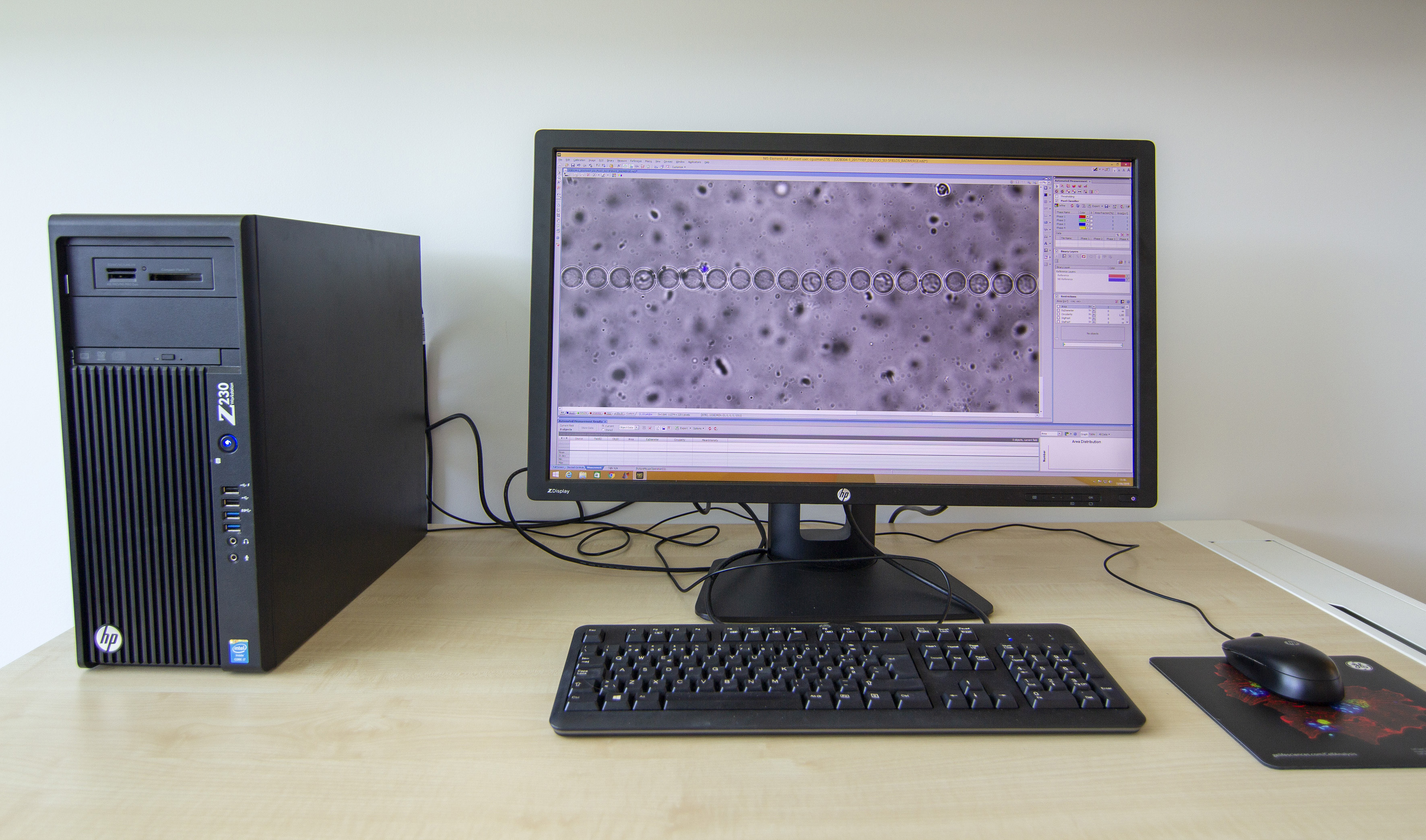 Picture of Life Sciences Imaging Workstation