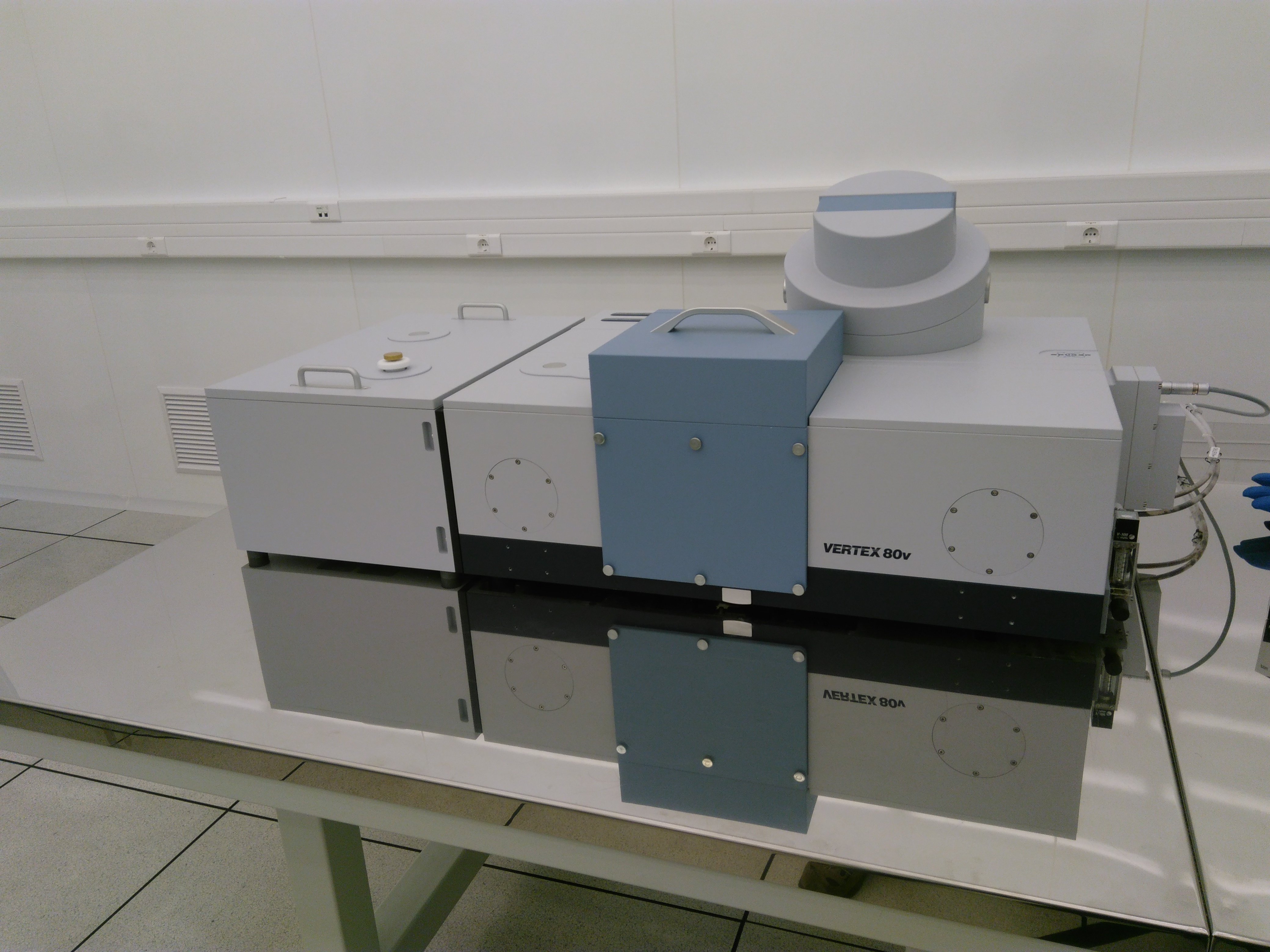 Picture of NBI - Fourier Transform Infrared (FTIR) System